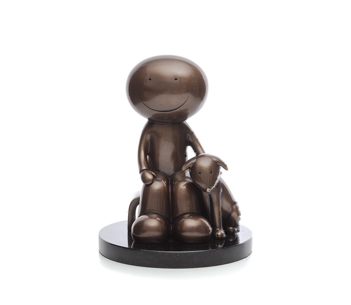 The Great Outdoors (Small) by Doug Hyde - Bronze Sculpture sized 7x10 inches. Available from Whitewall Galleries